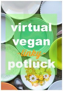 Virtual Vegan Linky Party