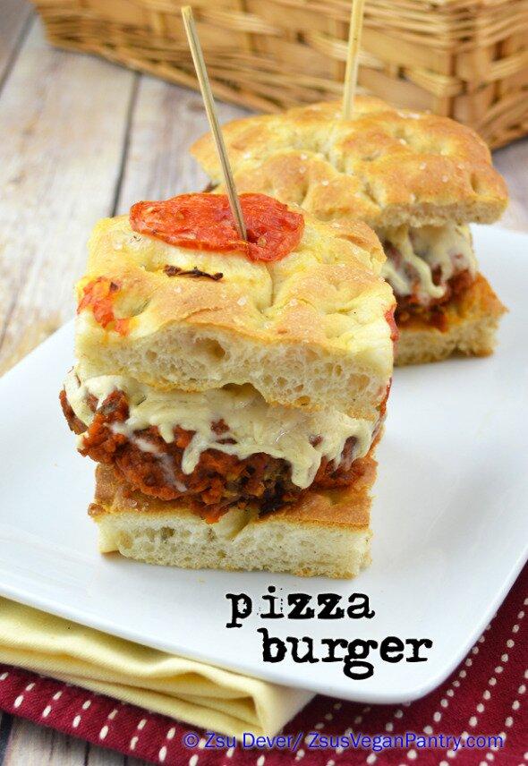Pizza Burger Zsu Dever