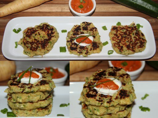 zucchini-parsnips-fritters