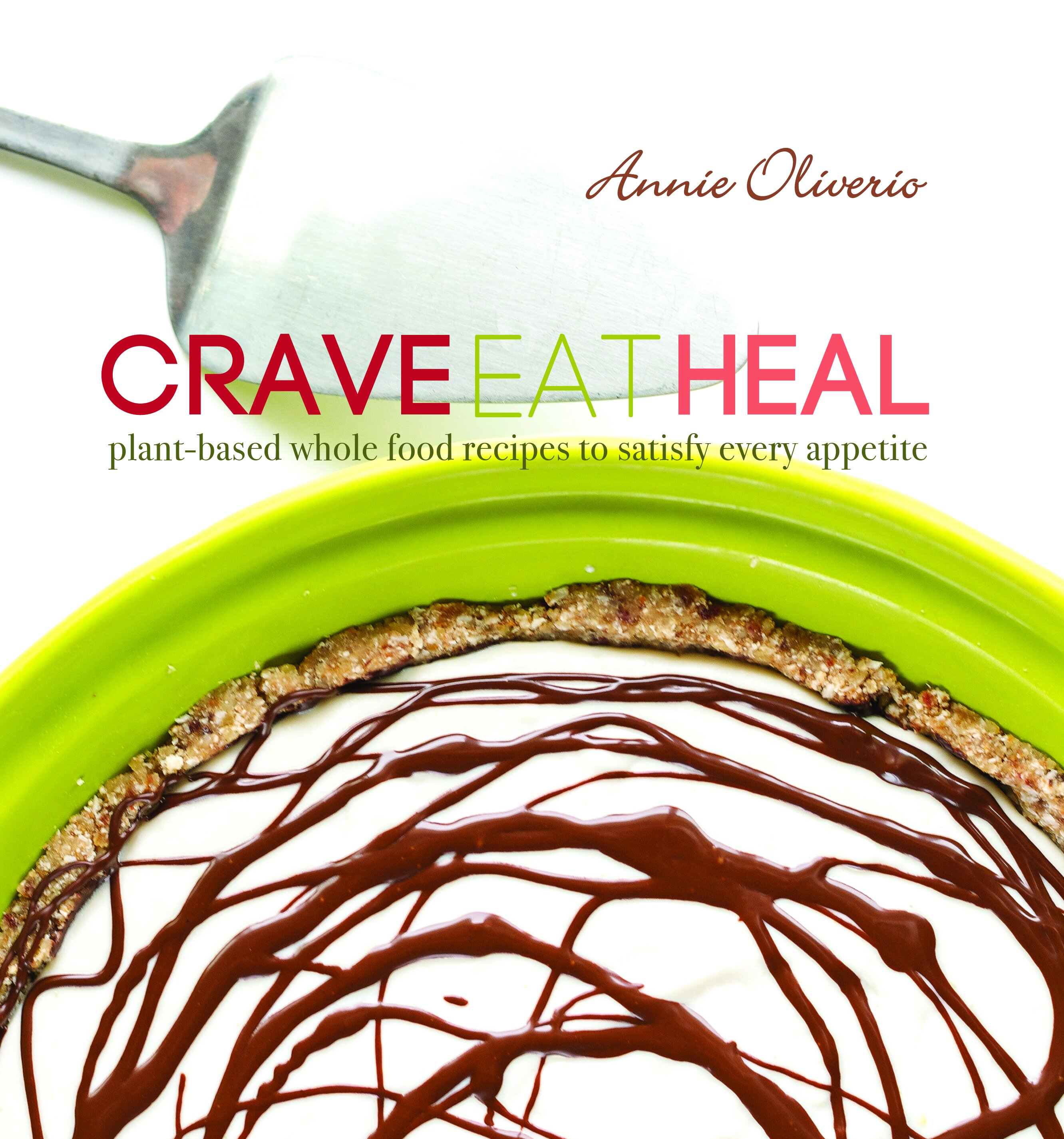 Crave Eat Heal Cookbook